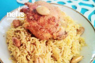 Tütsülenmiş Tavuklu Pilav Mandi (Mendi ) Tarifi