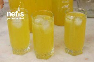 Yazın Vazgeçilmez Lezzeti Sadece 3 Limonla Litrelerce Limonata Tarifi