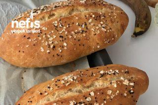 Yulaflı Çörek Otlu Ekmek Tarifi
