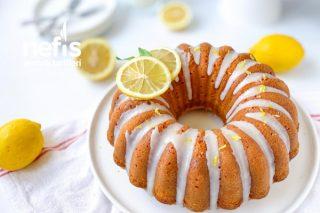 Yumuşacık Dokusuyla Soslu-Limonlu Kek Tarifi
