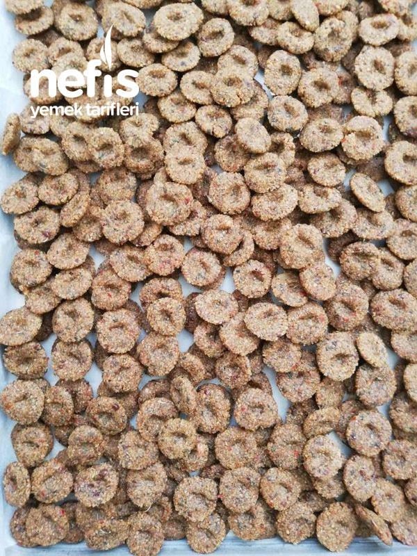 Ciğer Taplaması (Köftesi) Bitlis Yöresi Yemeği Ciğer Sevdiren Köfte