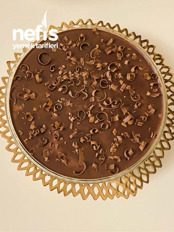 Çikolata Soslu Kaşık Tatlısı