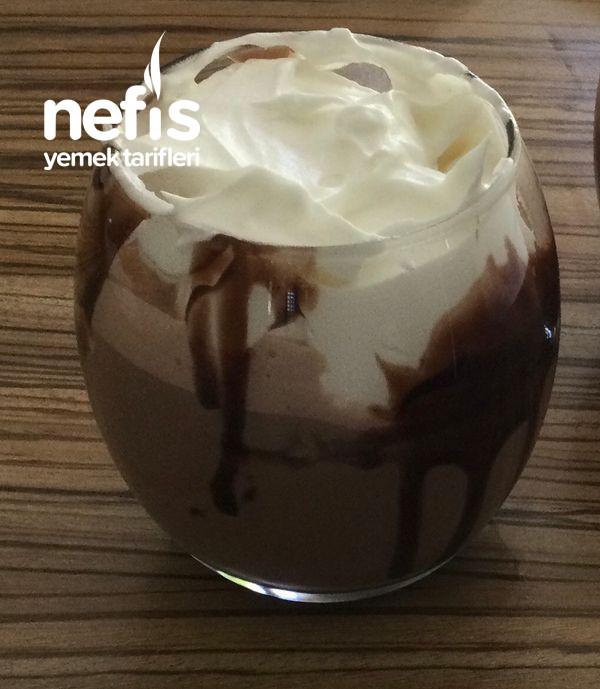 Çikolatalı Milkshake Tarifi