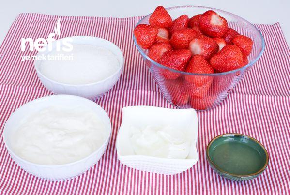 Çilekli Dondurma (Olay Tarif 2)-1849514-090740