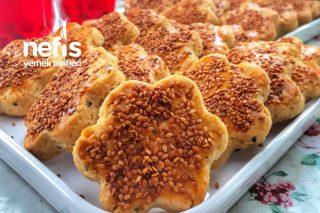Çörek Otlu Kıyır Kurabiye (Hazır Kurabiyeden Daha Güzel) Tarifi