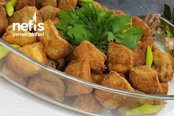 Muhteşem Çıtır Patlıcan Küpleri