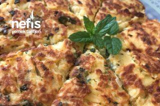 Börek Tadında Patatesli Omlet Tarifi