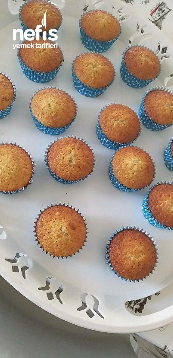 Minyon Figürlü Cupcake