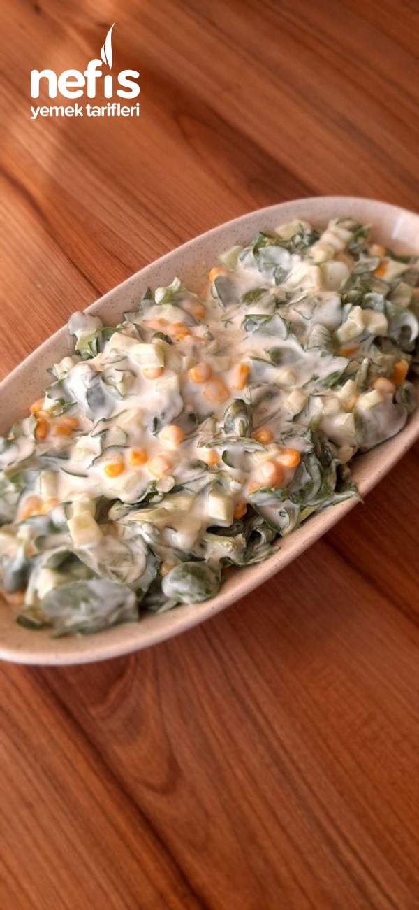 Yedikçe Yedirten Semizotu Salatası