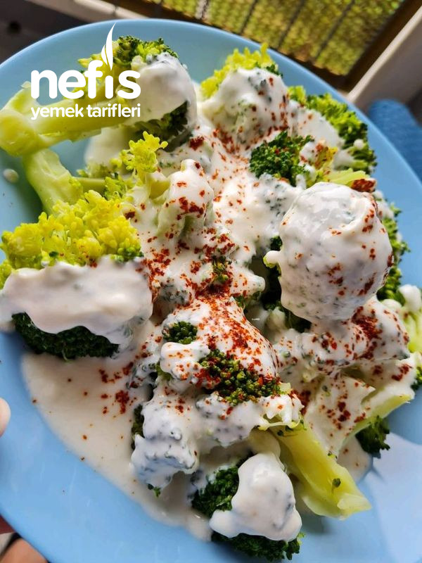 Yoğurtlu Brokoli Diyet