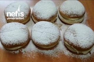 Hamburger Ekmeği İle Alman Pastası Tarifi (Videolu)