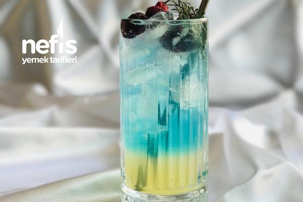 İç Ferahlatan Alkolsüz Kokteyl