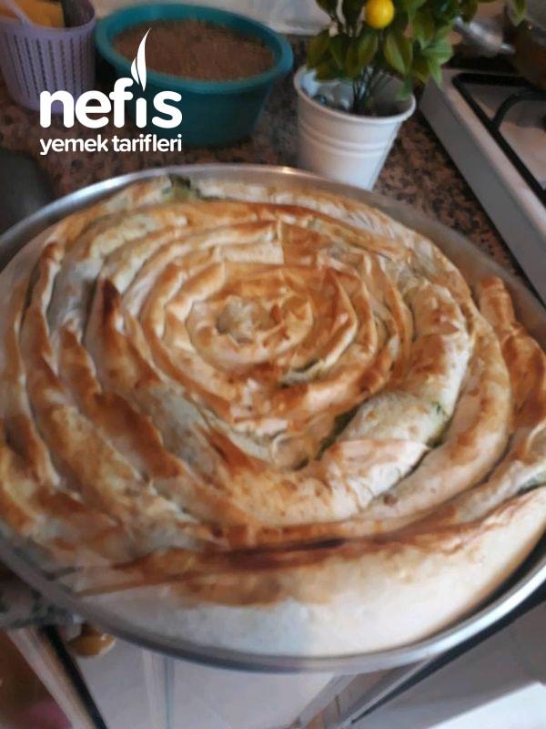 Ispanaklı Boşnak Böreği