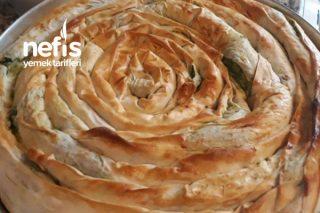 Ispanaklı Boşnak Böreği Tarifi