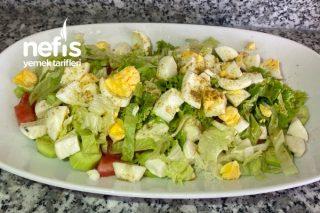 Kahvaltı Salatası Tarifi