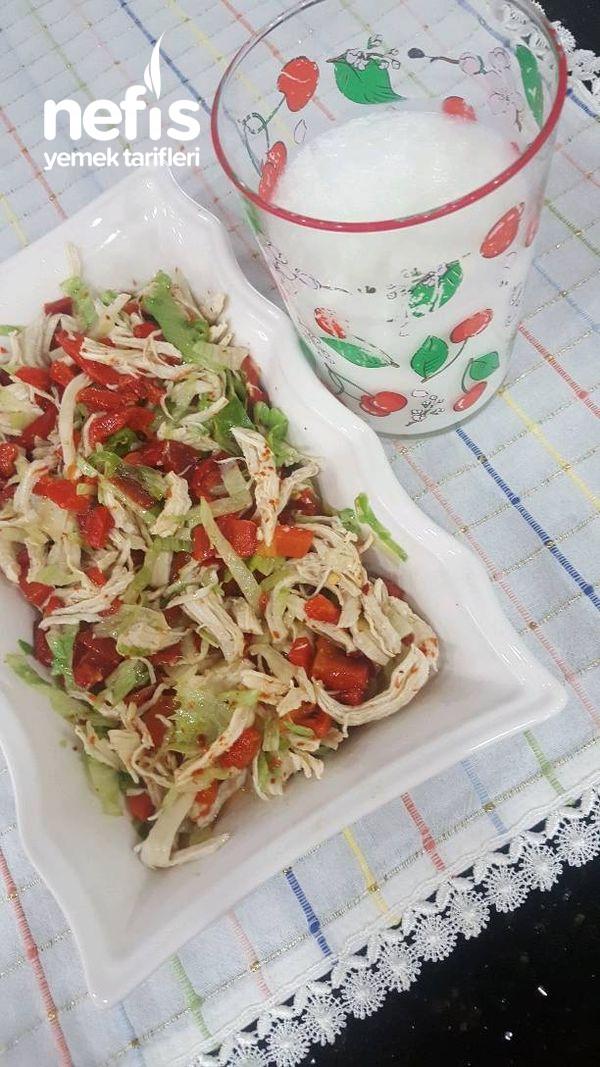 Öğlen Salatası