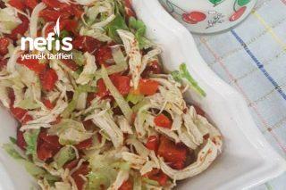 Öğlen Salatası Tarifi