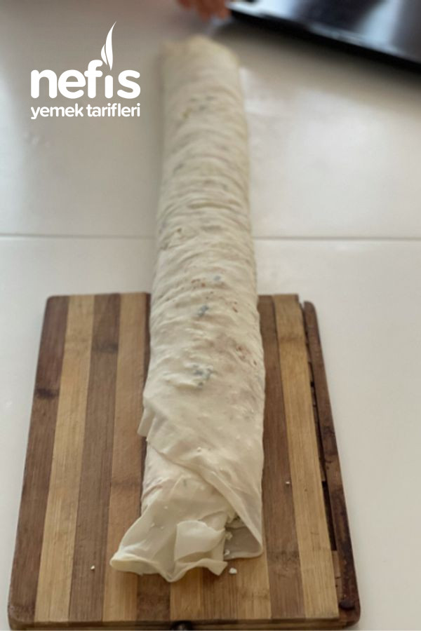 Sodalı Peynirli Dilim Börek