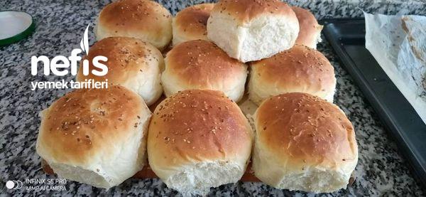 Aynı Hazır Hamburger Ekmeği