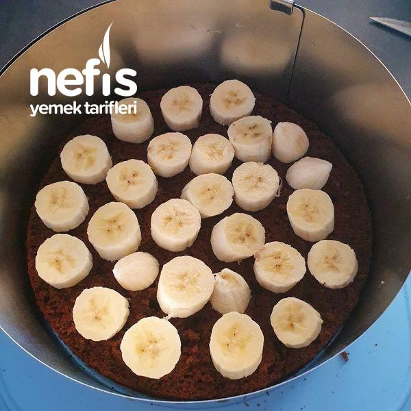 Banana Split Pastası
