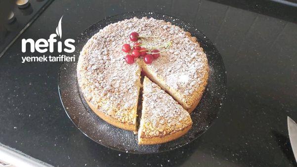 Böyle Bir Pasta Daha Önce Hiç Görülmedi /Vişneli Alman Pastası (Videolu)