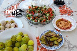 Hatay Köy Sofrası Tarifi
