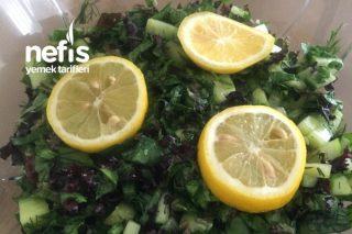 Kuzu Kulağı Salatası Tarifi