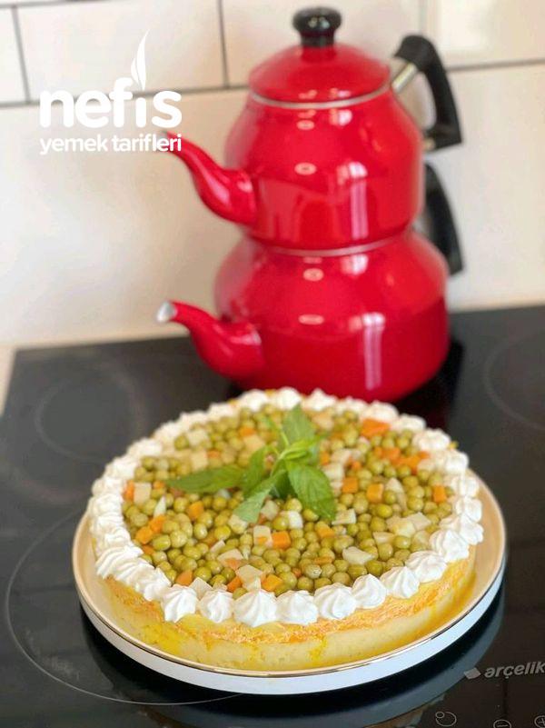 Patatesli Tarator Salatası