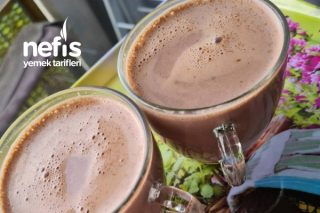Çok Kolay Sıcak Çikolata Tarifi