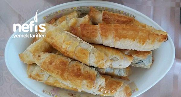 Çıtır mı Çıtırrrr Ispanalı Peynirli Börek