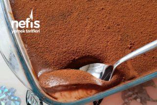 Çikolata Soslu Kaşık Tatlısı (Yemeye Başladı Mı Bırakamazsınız;)) Tarifi