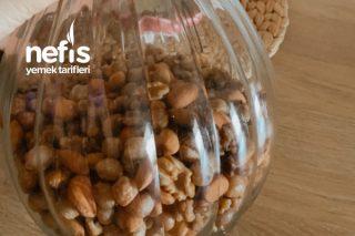 Kuruyemiş Fermentasyonu (Gluten,Eleminasyon ve Diğer,Diyetlere Uygun,Sağlıklı) Tarifi