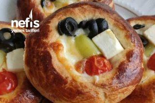 Mini Pastane Pizzası Tarifi