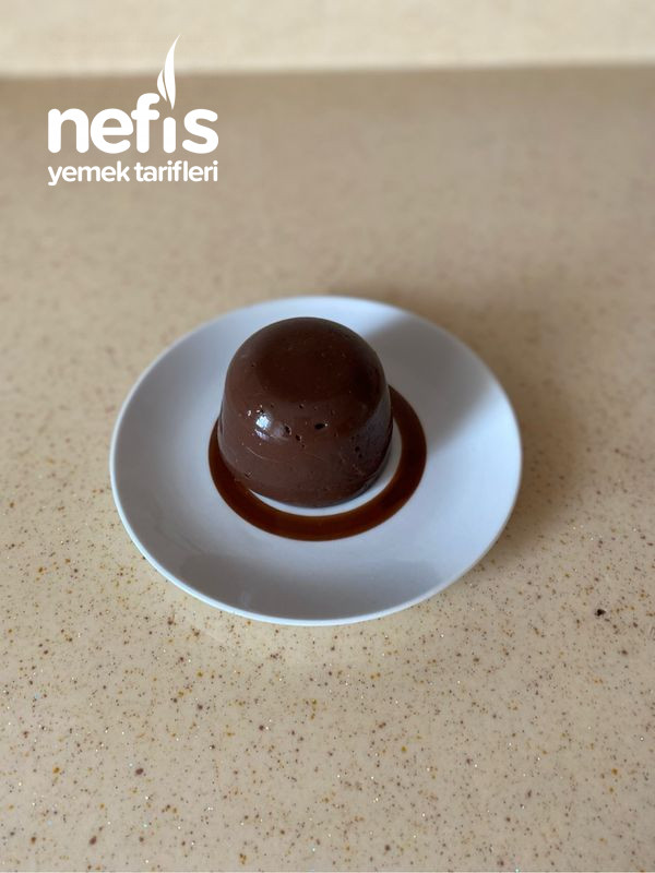 Muhteşem Tadıyla Kakaolu Fincan Tatlısı