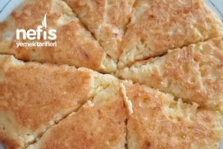 Patatesli Omlet (Kahvaltıda Mükemmel Oluyor) Tarifi