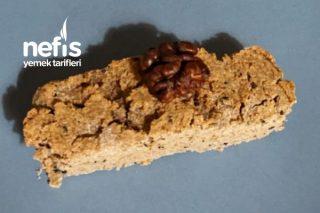 Badem Unlu Ekmek (Gluten Eleminasyon Ve Diğer Tüm Diyetlere Uygun) Tarifi