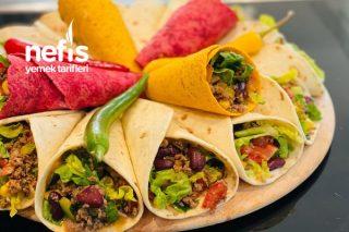 Meksika Burritos Tarifi
