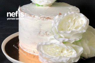 Yaş Pasta (Pratik Pandispanya İle) Tarifi