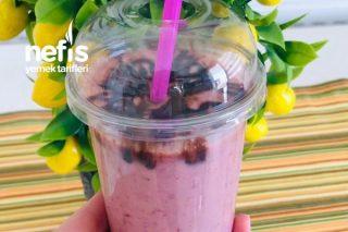 Çocukların Bayılacağı En Sağlıklısından Milkshake Tarifi