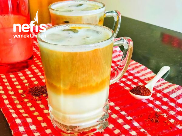 Frappe Tarifi (Buz Gibi Soğuk Kahve)-9628460-140843