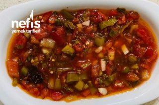Kışlık Salata Ezme (Efsane) Tarifi