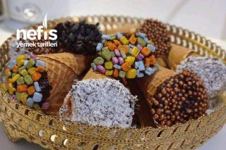 Külahta Muhallebili Pasta (Kolay Mı Kolay Pratik Tarifim) (Videolu)