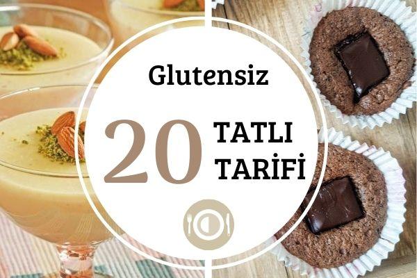 Glutensiz Tatlılar Tarifi