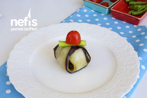 Köfteli Patlıcan Bohçası Tarifi (Kürdan Kebabı)-1455-070805
