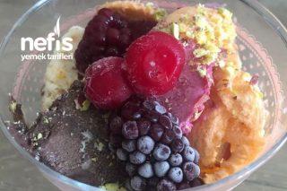 Pratik Dondurma Tarifi
