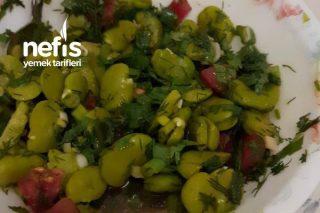 İç Bakla Salatası Tarifi
