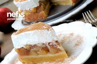 Elmalı Tarçınlı Pasta (Videolu) Tarifi