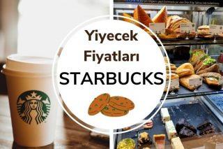 Starbucks Yiyecek Menüsü Fiyat Listesi 2021 Tarifi