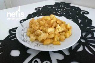 Kahvaltı İçin Farklı Bir Tarif Yumurtalı Patates Tarifi