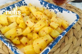 Muhteşem Kahvaltılık Ekşili Patates Tarifi